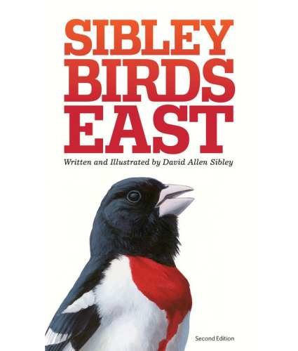The Sibley Field Guide to Birds of Eastern NA.