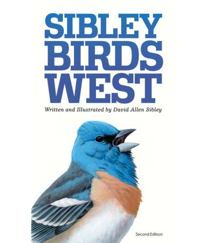 The Sibley Field Guide to Birds of Western NA.