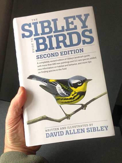 The Sibley Guide To Birds Second Edition