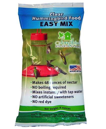 Songbird Easy Mix Hummingbird Nectar Clear 12/Pack