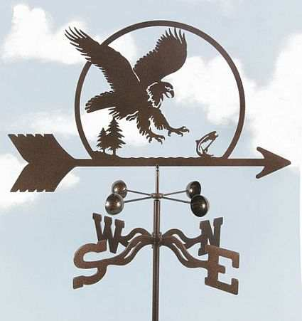 EZ Eagle Weathervane Package