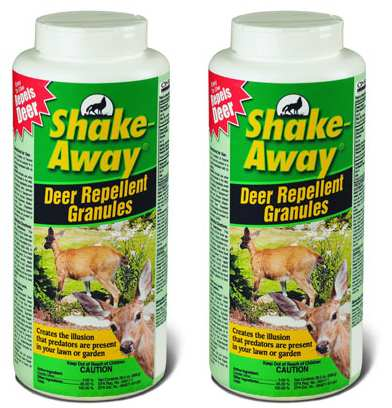 Shake-Away Coyote Urine Granules Deer 2/Pack