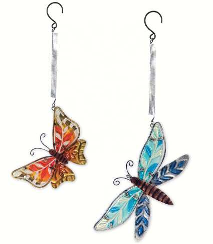 Bouncy Butterfly & Dragonfly Set of 2