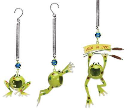 Bouncy Froggy Set of 3