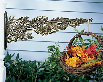 Nature Hook Oakleaf Set of 2