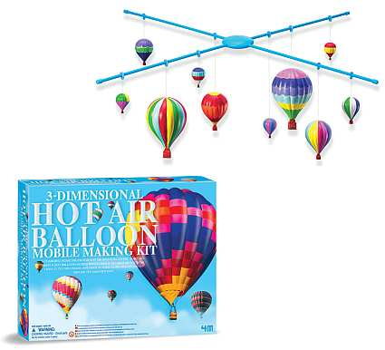 Hot Air Balloons, Premier Designs Hot Air Balloons, Decorative Hot