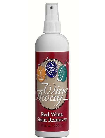 wine away red wine stain remover 12oz spray bottle red wine stain remover for fabric carpet. Black Bedroom Furniture Sets. Home Design Ideas