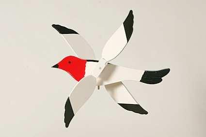 Free Bird Whirligig Plans