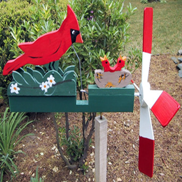 Beau Whirligigs, Whirligig Kinetic Garden Wind Sculptures, Whirligig Garden  Spinner, Whirligigs At Songbird Garden
