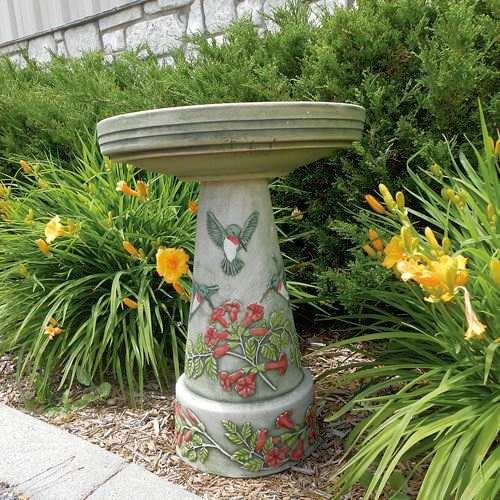 Ceramic Bird Baths, Stoneware Bird Baths, Clay Bird Baths, Decorative And  Functional Handcrafted Ceramic Birdbaths At Songbird Garden