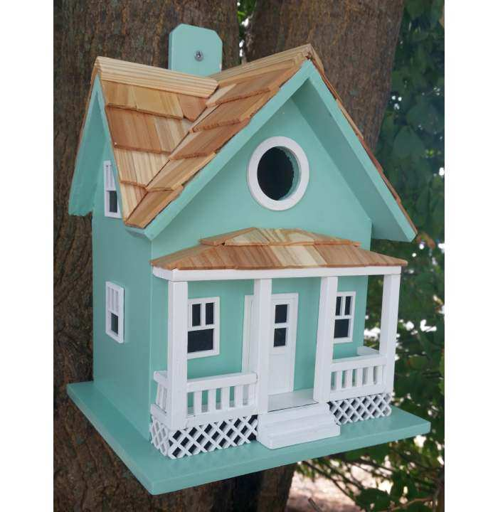 BEACH HUT STYLE BIRD FEEDERS /& HOUSES ASSORTMENT Wildlife Care Nature Shelter