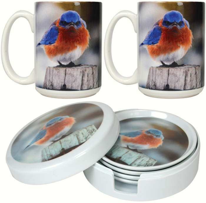 Mad Bluebird Gift Collection, Michael Smith Infamous Mad Bluebird ...