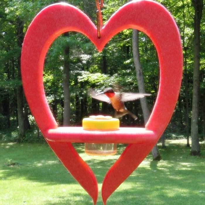 Nectar Dots Hummingbird Feeders, Nectar Dots Handheld and