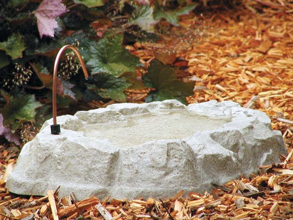 Bird Bath Agitators Birdbath Drippers Misters