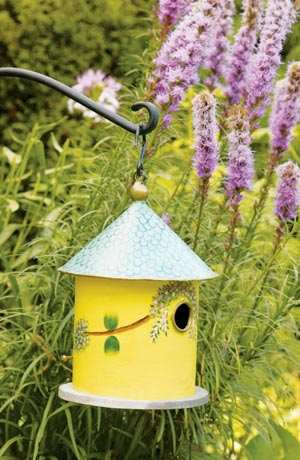 Achla Bastion Bird House
