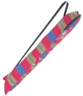 Amazonas Aruba Hybrid Hammock includes a carrying case!