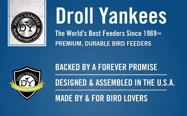 Droll Yankees - The World's Best Bird Feeders