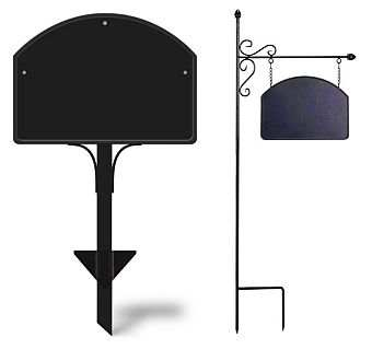Yard Design Yard Stake and Yard DeSign Ornamental Post
