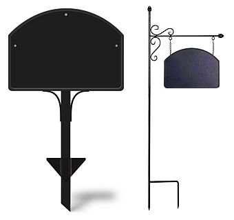 Yard Design Yard Stake and Yard DeSign Ornamental Post