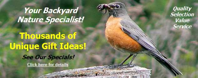 Your Backyard Nature Specialist!