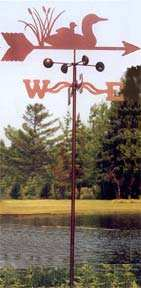 Weathervane Garden Stake Mount