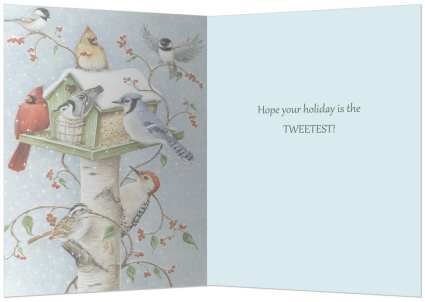 Tree Free Greetings Christmas Cards